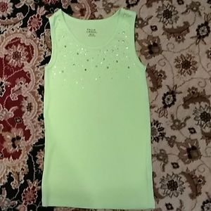 Other - JUST IN📎 Girls beaded tank size 7/8